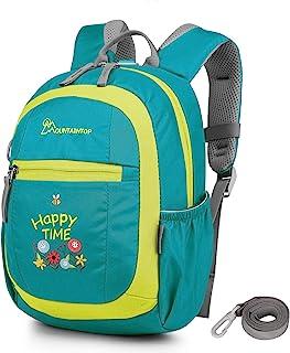 Mountaintop 幼儿背包,8.7 x 3.7 x 12.2 英寸 Green6031A One_Size