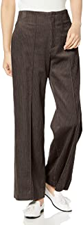 MILA Owin 下摆长裤 C 系扣搭配百搭长裤 09WFP204025 女款