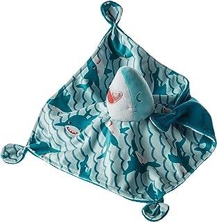 Mary Meyer Soothie *毯,10 x 10 英寸,Sweet Shark