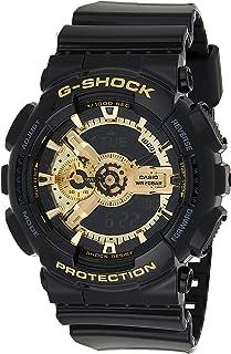 Casio 卡西欧 G-Shock XL 骨架金色表盘 GA110GB-1