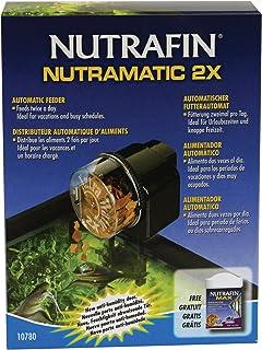 Nutrafin Nutramatic 2X 鱼食喂食器
