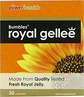 Power Health 500mg Bumbles Royal Gellee - Pack of 30 Capsules
