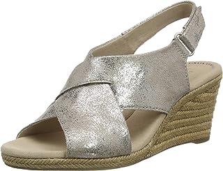 Clarks 女士 Lafley Alaine 露跟高跟鞋