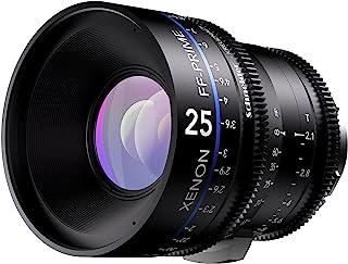 Schneider-Kreuznach 1079428 Cine 镜头,FF-Prime T2.1/25毫米,PL/m 黑色
