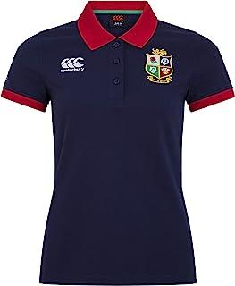 Canterbury 女式英国和爱尔兰狮子家乡 Polo 衫