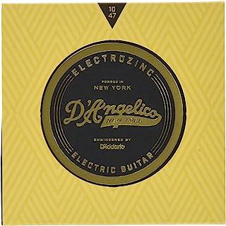 D'Angelico Electrozinc 爵士 10-47 超轻电吉他弦