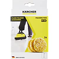 Kärcher 3件套抛光垫适用于FP303/FP306 2.863-198.0