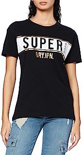 Superdry 极度干燥 女士 Sdry Panel T 恤