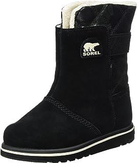 乔治·索雷尔女孩青少年 rylee 迷彩雪地靴