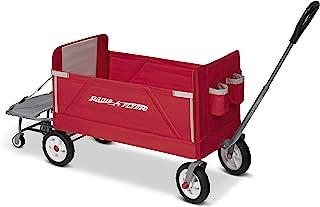Radio Flyer 雷德福来尔 3合1 折叠式推车 冷却便携 儿童用 花园&货物用 (Amazon限定)