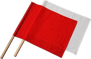 TOMAC 红白棒手旗套装 涤纶 RW-P