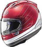 Honda ASTRAL-X GW 摩托车头盔 全盔,红色,L(59-60㎝)