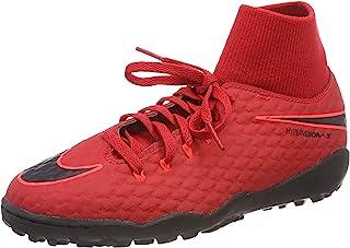 Nike 耐克 中性款 儿童 Jr Hypervenomx Phelon 3 Df Tf 足球鞋