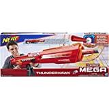 Hasbro 孩之宝 NERF 热火 E0440EU4 N-Strike Mega AccuStrike系列 雷鹰冲击枪…