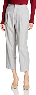 MIRO WN 美乐 弹力条纹裤子 09WFP164045 女士