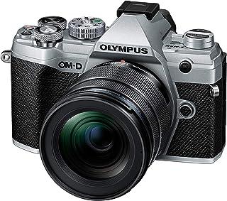 Olympus 奥林巴斯 OM-D E-M5 Mark III 银色机身带黑色 M.*ko Digital ED 12-45mm F4.0 PRO 镜头套件