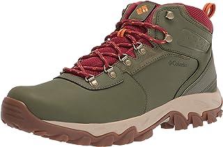 Columbia 男士 Newton Ridge Plus Ii 防水登山靴
