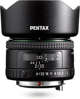 HD PENTAX-FA35mmF2 采用新涂层,具有高描写性能的定焦广角镜头, 采用混合非球面镜片,对比度高的清晰画质,具有良好的描写性能, 小型轻量设计, 实现30㎝的*短拍摄距离, Pentax 单反相机 K系列搭载机身内手抖补偿 22860