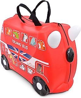 Trunki 儿童骑行手提箱:Boris the Bus (红色)
