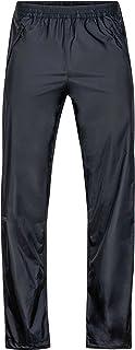 Marmot 土拨鼠 男式 PreCip 轻质防水全拉链长裤