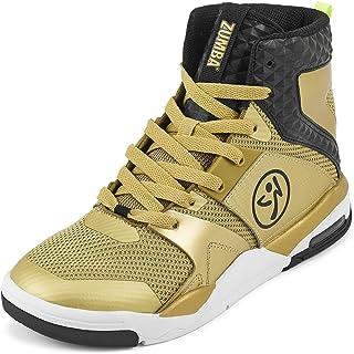 Zumba 女式 Flex II 运动舞蹈健身鞋弹性贴合足弓