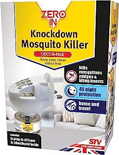 Zero In Knockdown 灭蚊器(插入式杀虫器,可持续长达 45 个夜间)