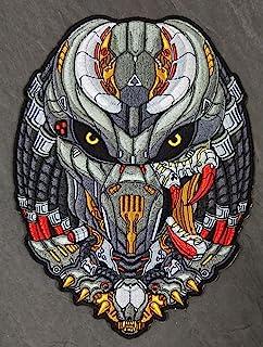 Cyberpunk #5 外星人猎人刺绣贴片