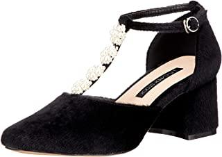 Lily Brown 珍珠花朵浅口鞋 LWGS205804 女士