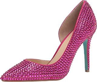 Betsey Johnson Sb-hazil 女士高跟鞋