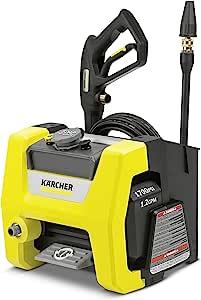 Karcher 凯驰K 1700电力压力清洗机1700 PSI,5.5升/分钟