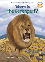 Where Is the Serengeti? (Where Is?) (English Edition)