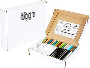 Crayola 绘儿乐 80支SuperTips可洗记号笔,现在具有80种独特颜色,无重复,礼品