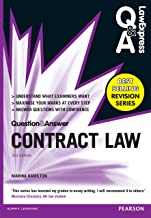 Law Express Question and Answer: Contract Law (Q&A revision guide) (Law Express Questions & Answers) (English Edition)