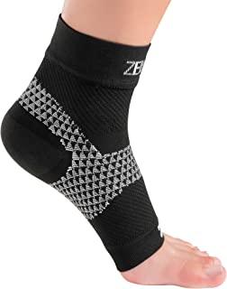 Zensah 足底*袖套 - 缓解脚跟痛,足弓支撑,减少* - 压缩*袖,足底*袜