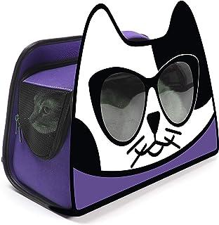 Primetime Petz Hauspanther Kittypak 可折叠背包猫咪背带 Ultra Violet