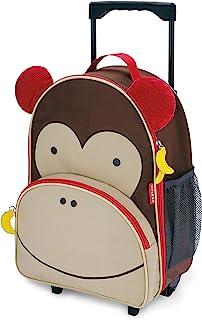 美国Skip Hop可爱动物园小孩专用行李箱书包-猴子SH212303