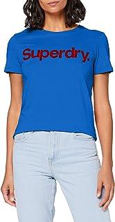 Superdry 极度干燥 女士 Cl Flock T 恤