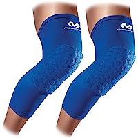 McDavid 迈克达威 Hex Knee Pads 压缩小腿护套 适用于篮球、排球、举重等运动 一双装