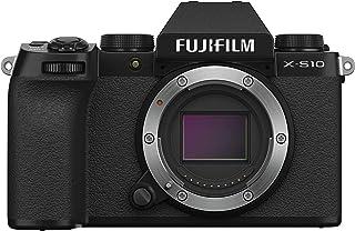 Fujifilm 富士 X-S10 无反相机机身-黑色,X-S10 机身-黑色