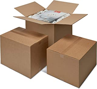 ratioform – 纸板盒 50 x 30 x 30 厘米 – 搬运纸板和包装单独波浪