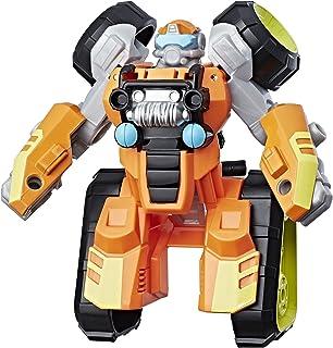 Playskool 英雄变形金刚救援机器人 brushfire