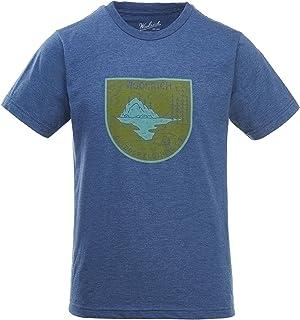 woolrich 男式 hayes RUN 圖案時尚修身款 T 恤