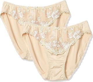 ATSUGI 厚木 内裤 e-select 无痕罩杯 无钢圈文胸搭配内裤<2件装> 女士 84347AS
