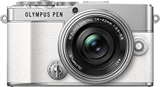 OLYMPUS PEN E-P7 14-42mm EZ镜头套件 白色