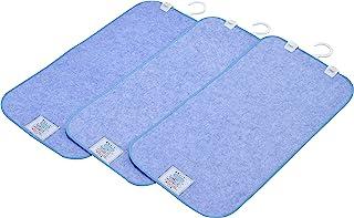 Kyoto-nishikawa京都西川 床上用品 *垫 蓝色 30×60cm 5JS038 3P