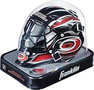 Franklin Sports NHL 球队标志迷你曲棍球守门员面具,带盒子 - 收藏价值守门员面具,带官方 NHL 标志和颜色
