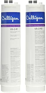 Culligan US-2-R 2CT 2Stag WTR 墨盒,11.18 x 2.99 x 6.02 英寸,白色