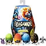 Dragamonz,Ultimate Dragon 6 件装,收藏人物和交易卡游戏,适合 5 岁及以上儿童