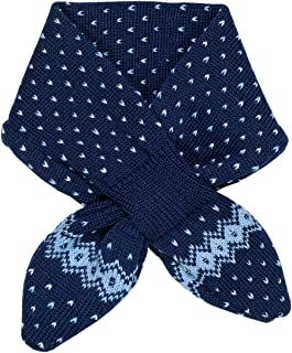 Maximo 婴儿 - 男孩围巾插槽围巾, 多色 (*蓝/CERULEAN 4821), 均码