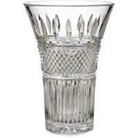 Waterford Heritage 151493 爱尔兰蕾丝花瓶,27 厘米,水晶,铅,透明